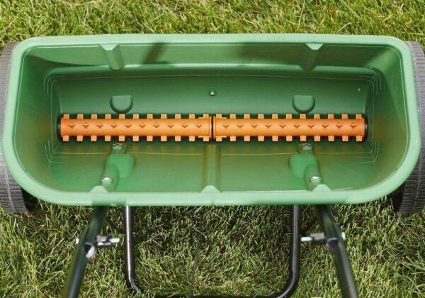 buy drop fertilizer spreader