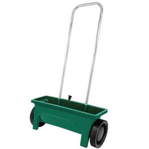 drop fertilizer spreader