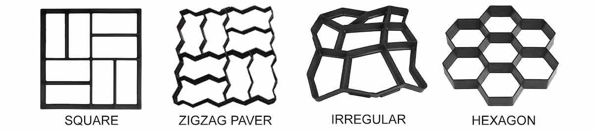 best concrete path maker molds online