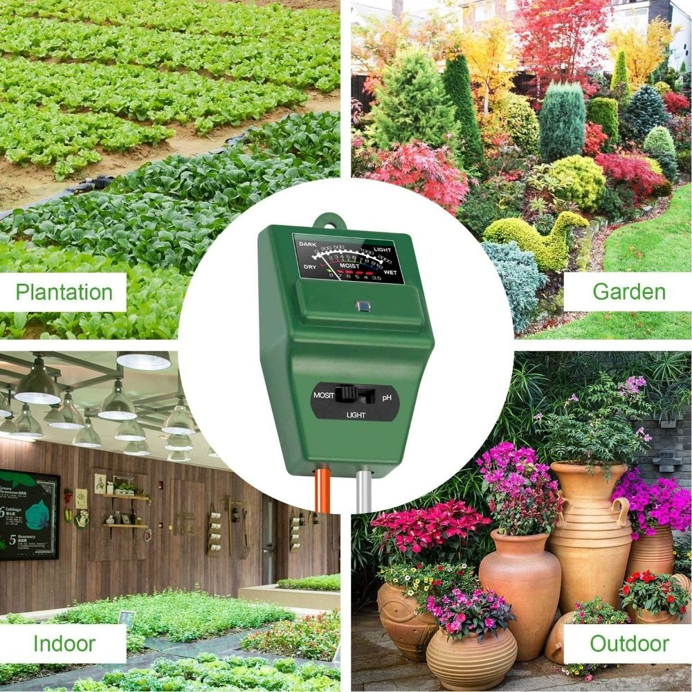 digital soil moisture meter