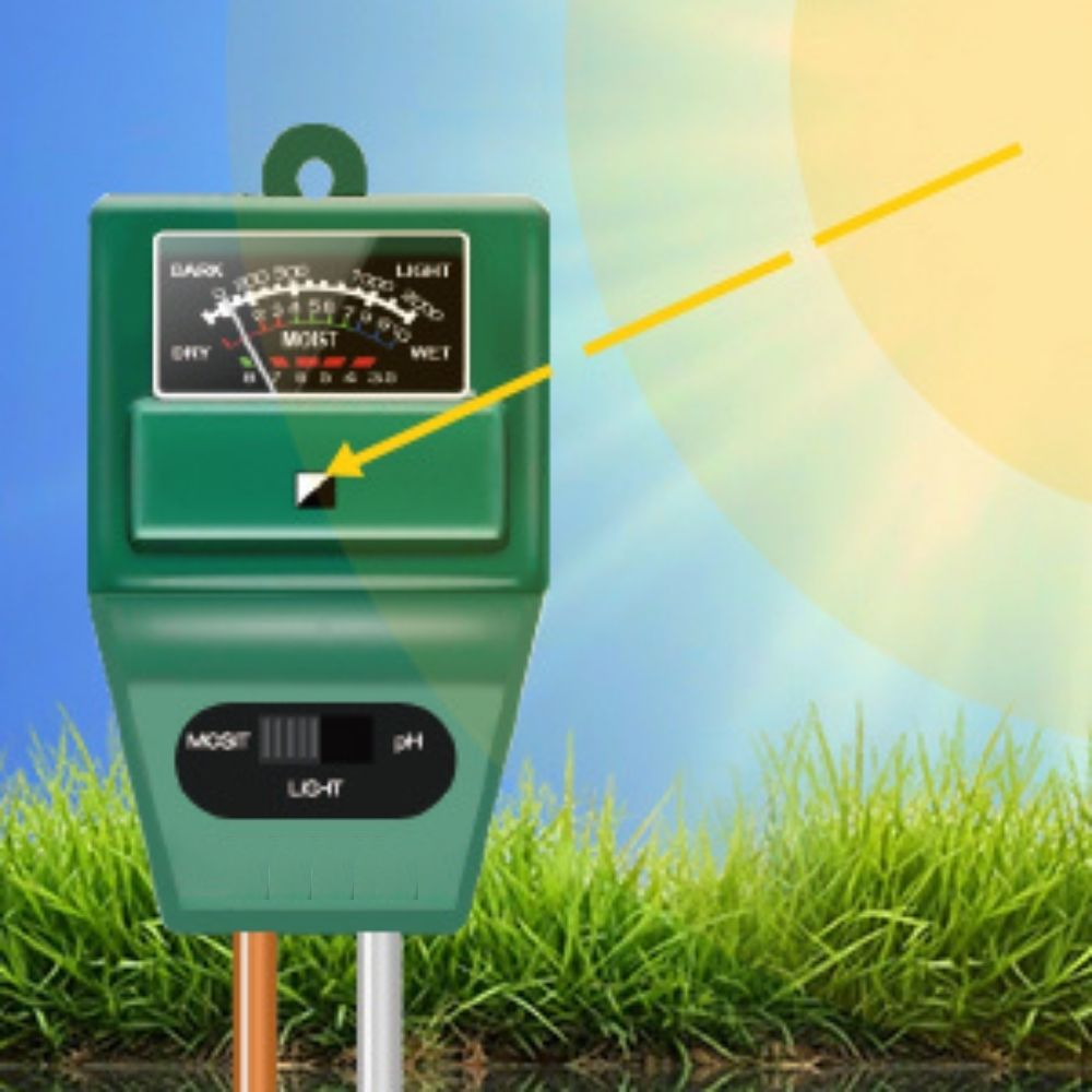 digital soil moisture probe