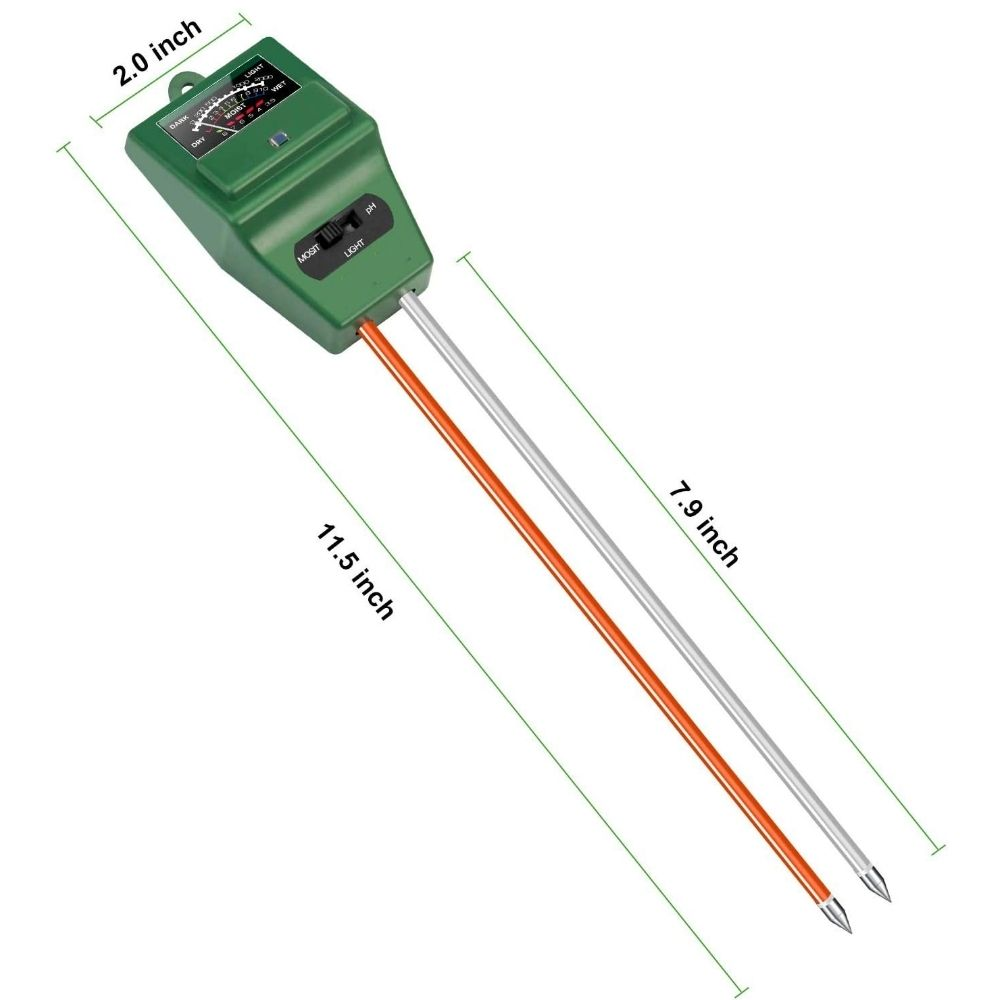 digital soil ph tester