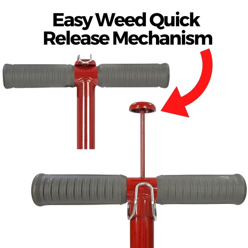 weed puller garden tool