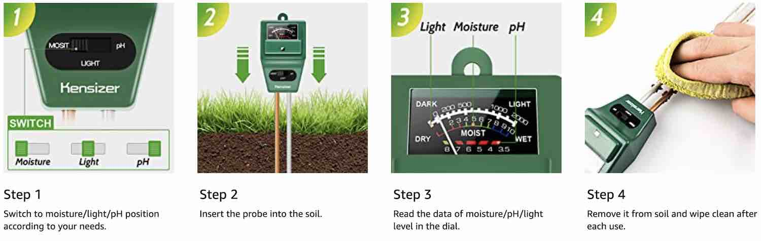 where to buy digital soil tester online