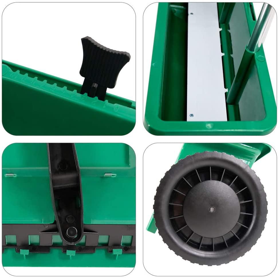 buy fertilizer spreader lawn usa