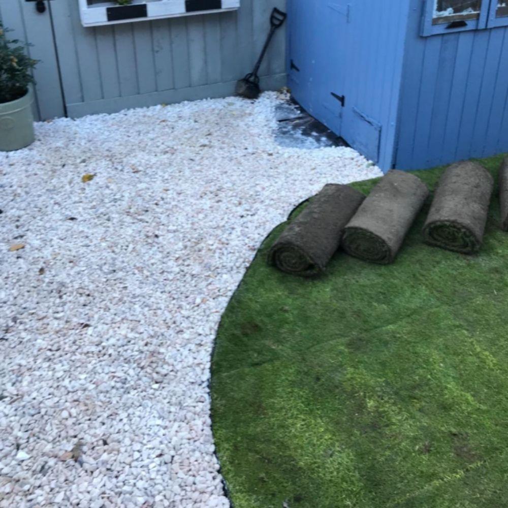 buy grass plastic edging online