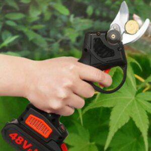buy cordless electric pruning scissors online