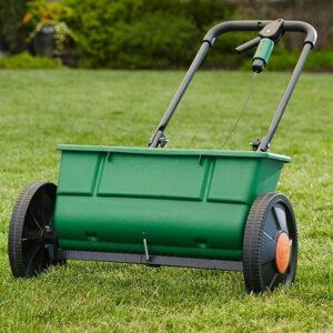 buy lawn spreader online